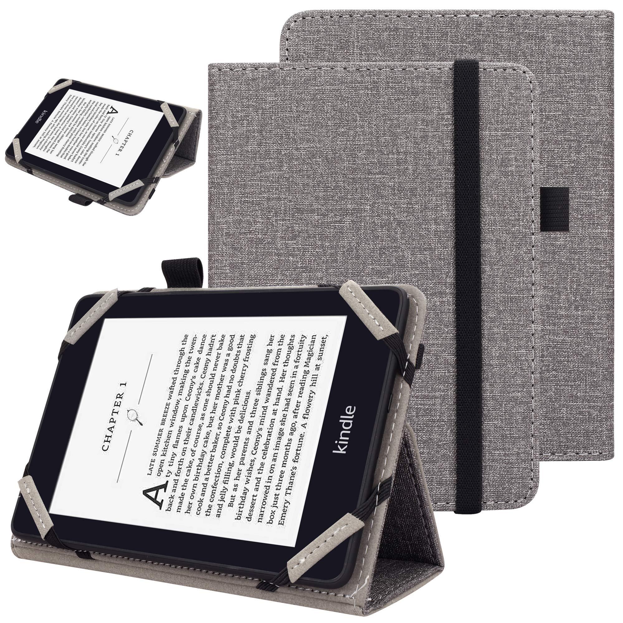 VOVIPO Funda Universal Compatible con Ereader de 6 Pulgadas para Kobo Kindle Sony Pocketook Tolino Ereader: Amazon.es: Electrónica