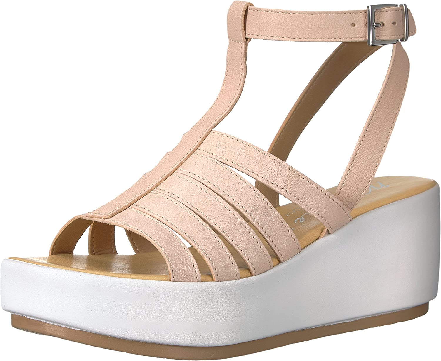 Matisse Womens Nordic Wedge Sandal