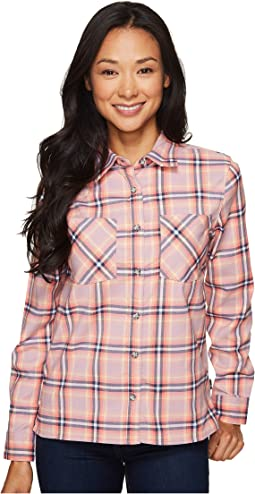 Stretchstone Boyfriend Long Sleeve Shirt