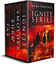 Ignite: The Complete Series: A Dystopian Slow Burn MMM Gay Romance