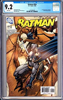 Batman # 656 CGC 9.2 White Pages 3721849019 1st Full App. of Damian