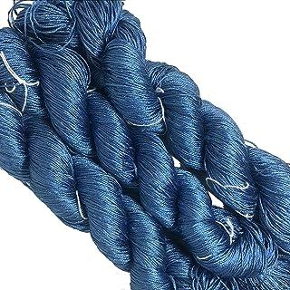 f36ecccde knitsilk 3 capas de seda hilo sólido colores, 50 gramos, 260 m, ideal