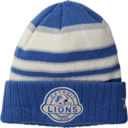 New Era - Striped Select Detroit Lions