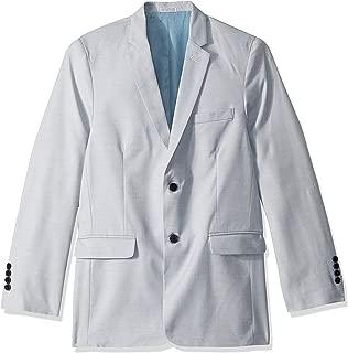 Calvin Klein Boys' Twill Blazer Jacket