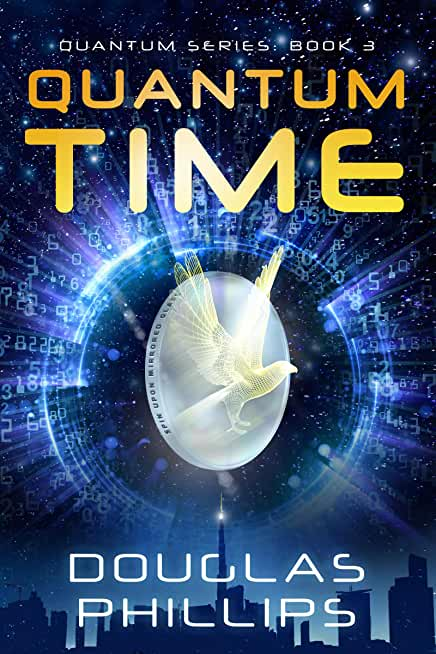 Quantum Time (Quantum Series Book 3) (English Edition)