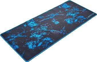 Mouse Pad Gamer Para Teclado E Mouse Azul Warrior - AC303