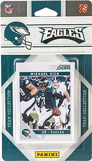 2011 NFL Score Factory Sealed 11 Card Team Set, Philadelphia Eagles