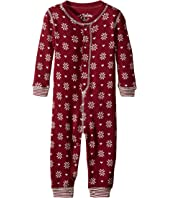 P.J. Salvage Kids Snow Flake Romper (Infant)