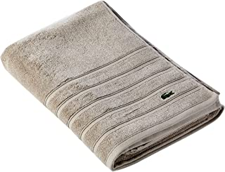 Lacoste Croc Towel, 100% Cotton, 650 GSM, 30