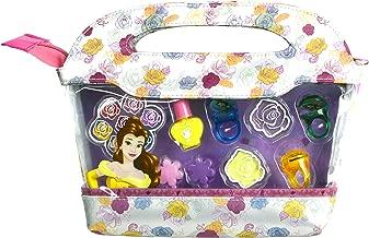 Disney Princesas Belle's beauty bag, Color blanco (Markwins 9705610)