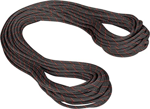 Mammut Cuerda Simple 9.8 Crag Classic, Unisex Adulto