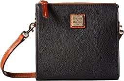Pebble North/South Janine Crossbody