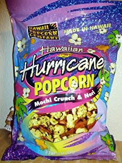 Hawaiian Hurricane Popcorn Mochi Crunch & Nori 10 Oz.
