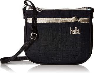 Haiku Women's Lark RFID Blocking Zippered Crossbody Travel Bag