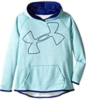 Under Armour Kids - Storm Armour Fleece Novelty Big Logo Hoodie (Big Kids)