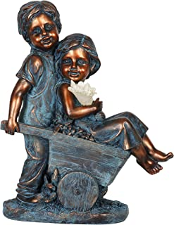 Best bronze statue of man and woman Reviews