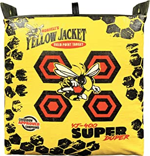 Morrell Super Duper Field Point Bag Archery Target - for Compound Bows and Crossbows up to 400FPS