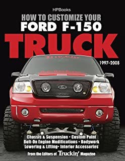 How to Customize Your Ford F-150 Truck, 1997-2008: Chassis &