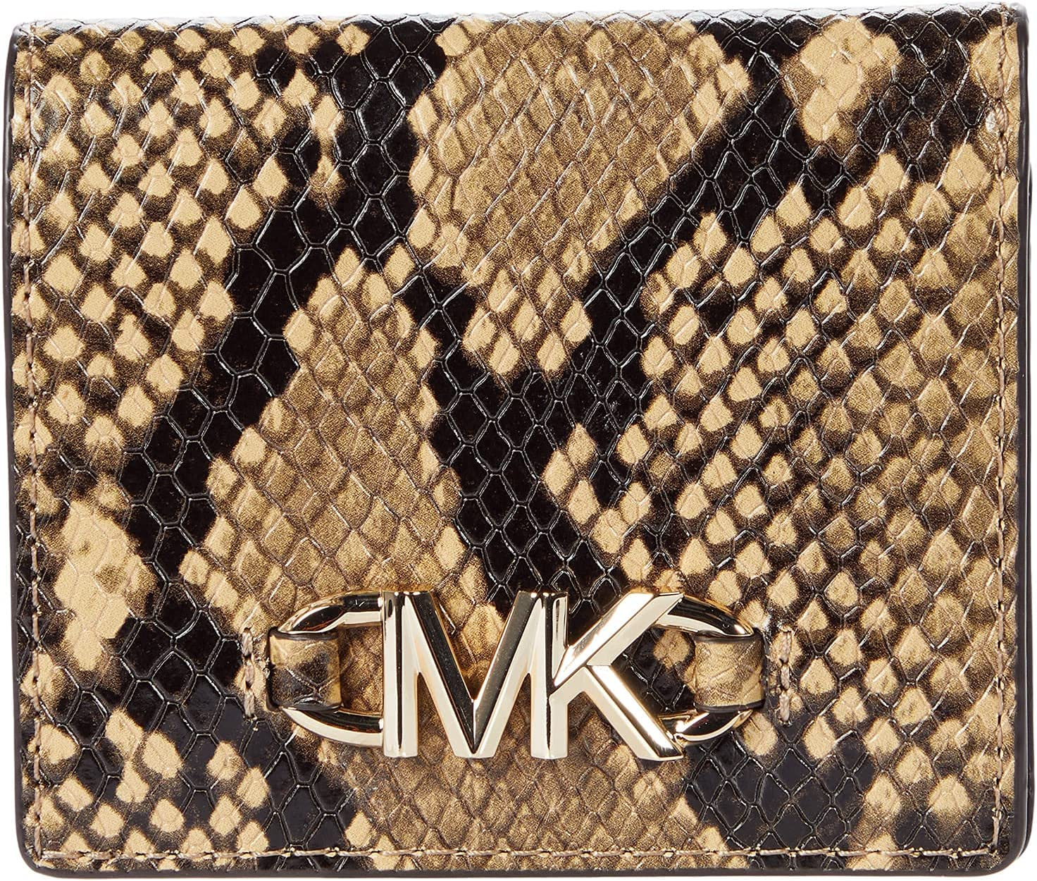 Max 78% OFF Fort Worth Mall Michael Kors Izzy Small ID Size Billfold One Camel