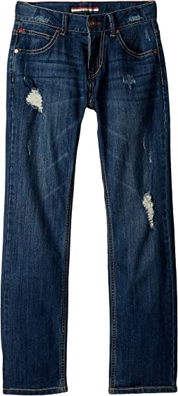 Tommy Hilfiger Kids Revolution Stretch Jeans in Niagra (Toddler/Little Kids)