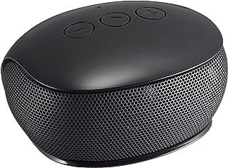 エレコム Bluetooth ブルートゥース スピーカー ワイヤレス 3W出力 8時間再生 通信距離10m iPhone android対応 ブラック LBT-SPP20BK