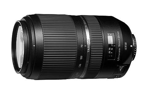 Tamron SP A030N 70-300mm F/4-5.6 Di VC USD Lens for Nikon DSLR Camera (Black)