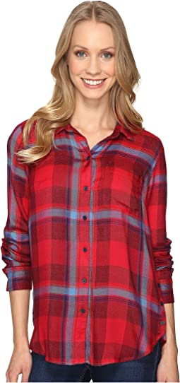 Lucky Brand Button Side Shirt