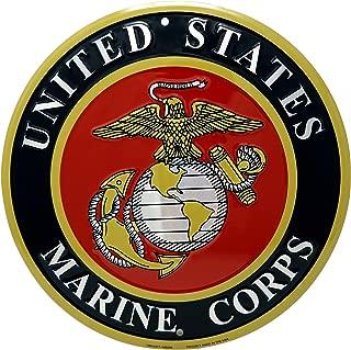 Ramsons Imports United States Marine Corps Emblem 12