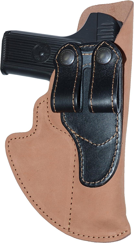 STICH PROFI Tokarev TT (TT33), Zastava M57, Zastava M70A (IWB) Concealment Carry Gun Holster, Genuine Leather, RH