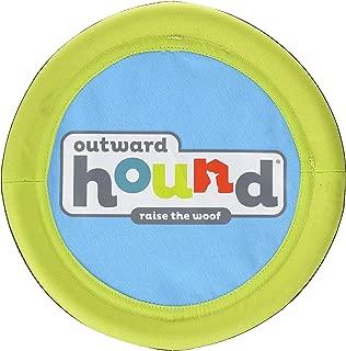 Outward Hound Soft Fetch Flyer Dog Toy