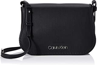 Calvin Klein Mellow Saddle Womens Saddle Bag
