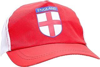 Toyland® England Baseball Cap - England Supporters Headwear - Euro 2021 Football Souviners