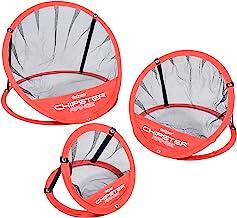 محدوده GoSports CHIPSTER - 3 قطعه گلف تراشه عمل سیستم هدف خالص با کیف حمل