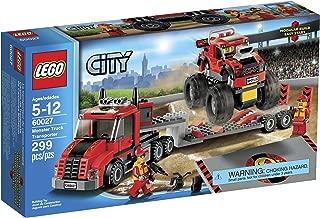 LEGO 60027 Monster Truck Transporter