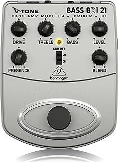 Bass Amp Modeler/Direct Recording Preamp/DI Box
