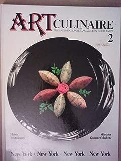Art Culinaire 2-The International Magazine in Good Taste (Two)