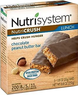 Nutrisystem® NutriCRUSH® Chocolate Peanut Butter Bars, 30 ct