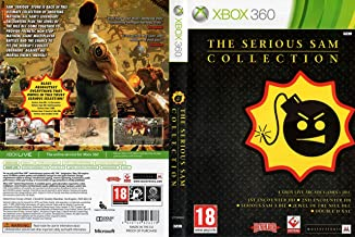 The serious Sam Collection(Xbox 360)