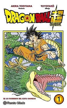 Dragon Ball Super nº 01 (Manga Shonen) (Spanish Edition)