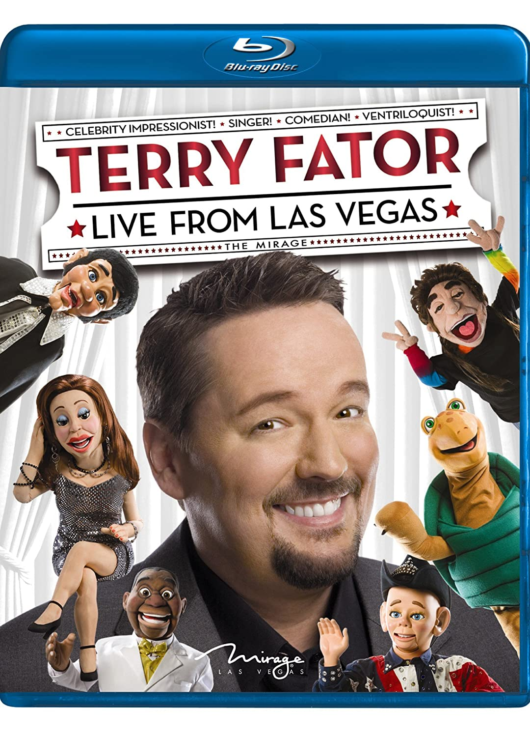 Terry Fator: Live from Blu-ray Las Tulsa Mall 70% OFF Outlet Vegas