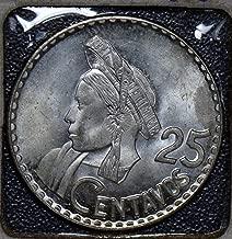 guatemala 25 centavos