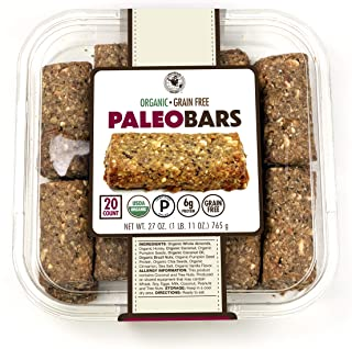 Organic Paleo Bars 27 oz. (4 Pack)