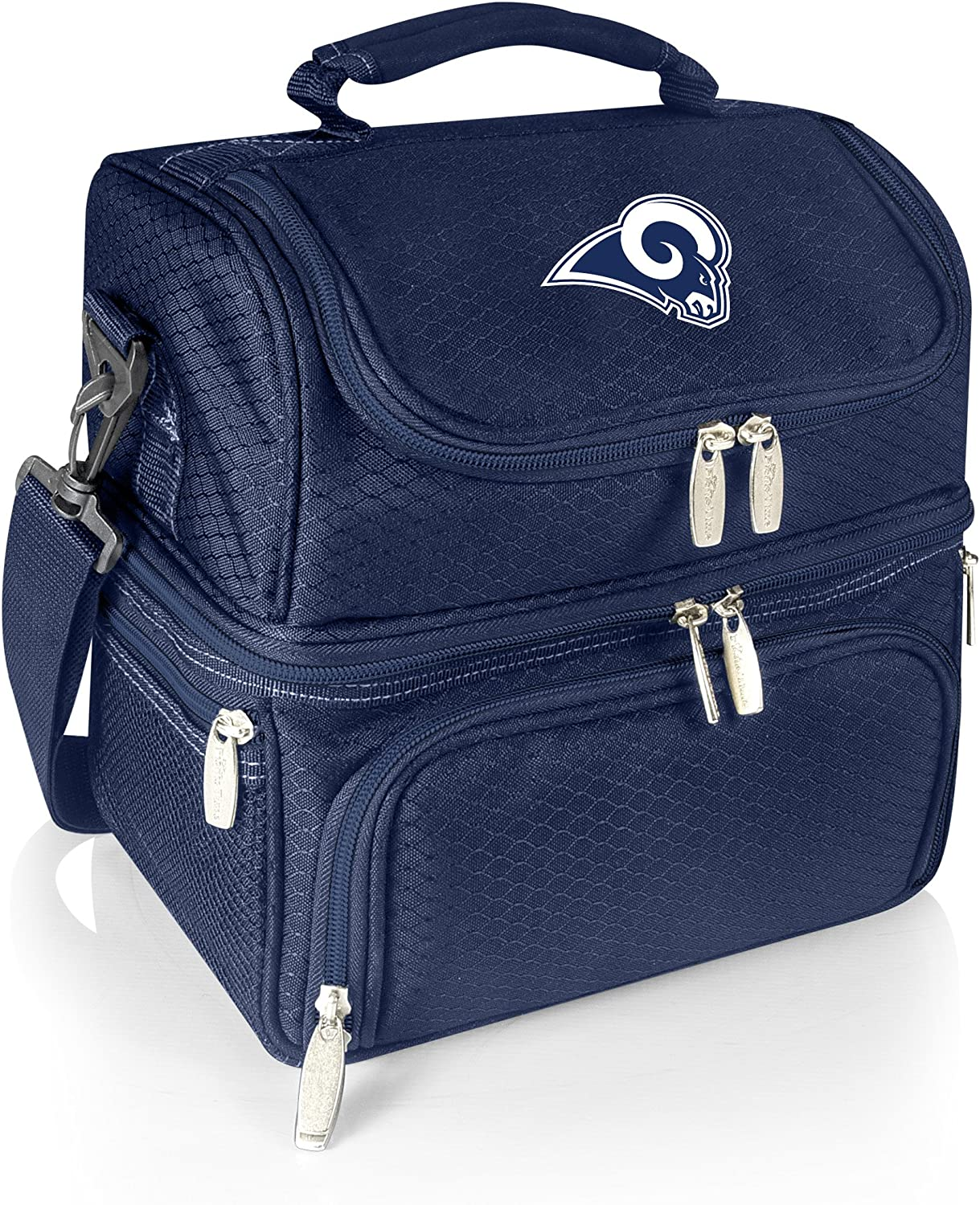 NFL Pranzo Insulated Lunch Tote with Picnic Service for One