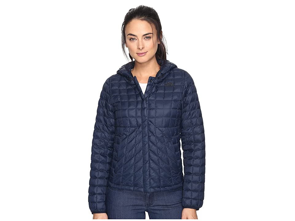The North Face ThermoBall Cardigan (Urban Navy (Prior Season)) Women