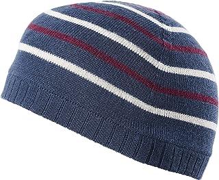Kathmandu Women's Men's Close Fitting Merino Wool Warm Winter Beanie Hat
