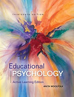 Educational Psychology: Active Learning Edition (What's New in Ed Psych / Tests & Measurements)