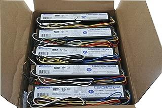 Robertson 1P20160 ISL432T8HEMV AH OEM-Pak of 10 Fluorescent eBallasts for 4 F32T8 Linear Lamp, Instant Start, 120-277Vac, 50-60Hz, Normal Ballast Factor, HPF