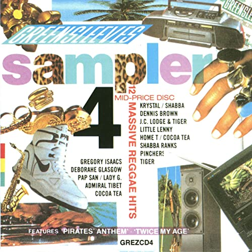 Greensleeves Sampler 4 by Various artists on Amazon Music - Amazon com