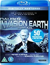 Best Daleks Invasion Earth 2150 A.D. [Blu-ray] Review