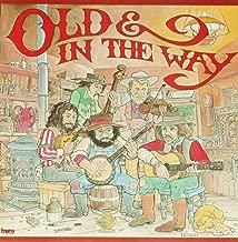 OLD & IN THE WAY self titled LP bluegrass Sugar Hill SH-3746 Jerry Garcia Near Mint
